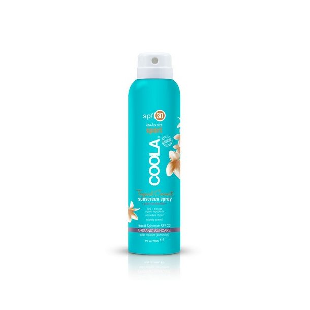 Coola Body Spray SPF 30 - Tropical Coconut