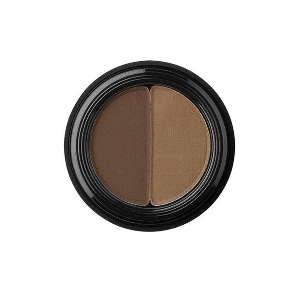 Glo Brow Powder Duo - Brown