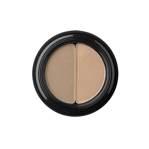 Glo Brow Powder Duo - Taupe