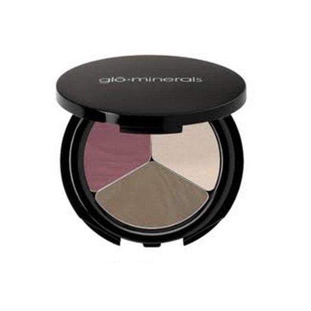 Glo Eyeshadow Trio - Mulberry