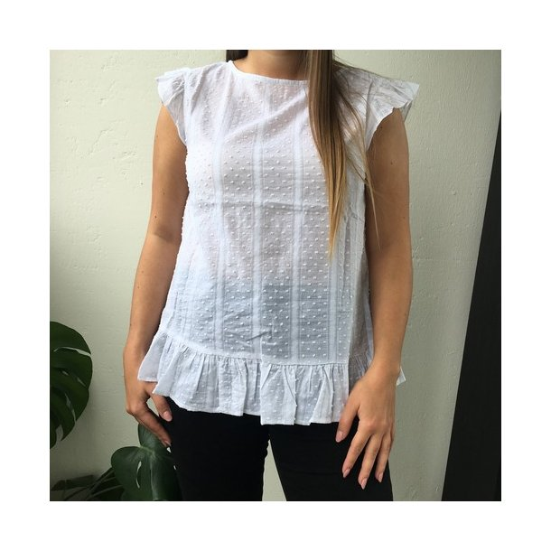 SisterS Point Elin Blouse - White