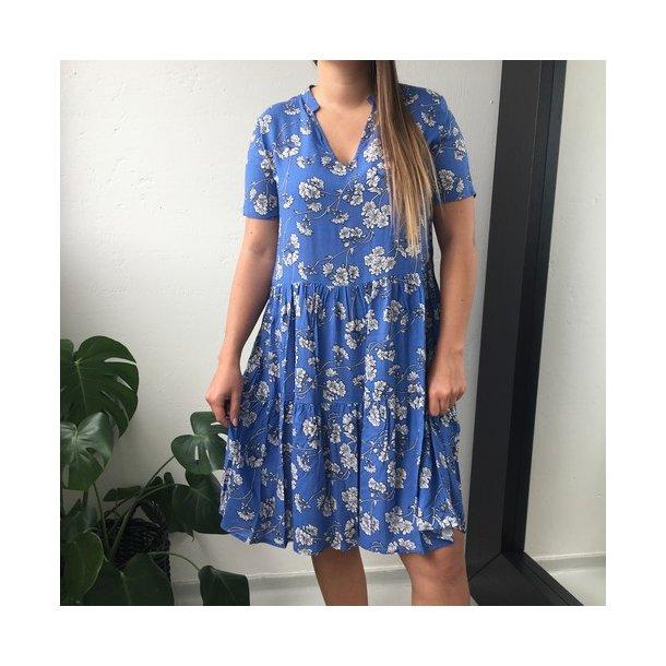SisterS Point Enni Dress - Blue/Cream