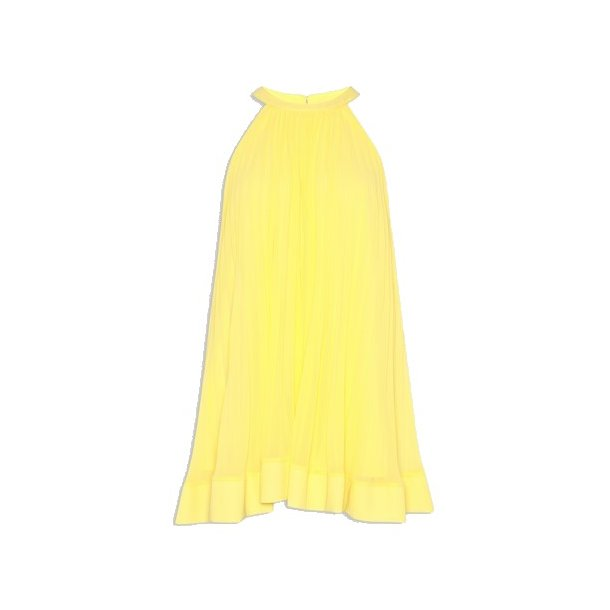 SisterS Point Enum Dress - Yellow