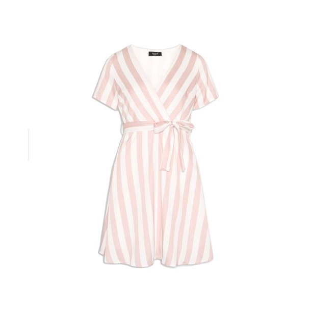 SisterS Point Gerdo Dress - Cream/Rose