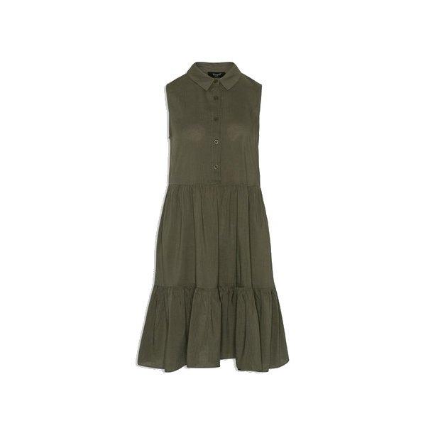 SisterS Point Nibi Dress- Khaki