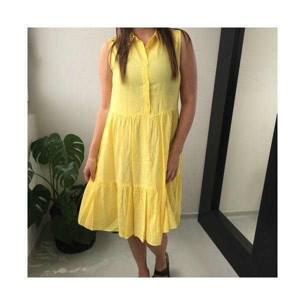 SisterS Point Nibi Dress - Yellow
