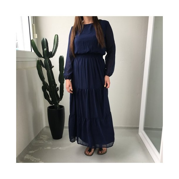SisterS Point Nicoline-M Dress - Navy