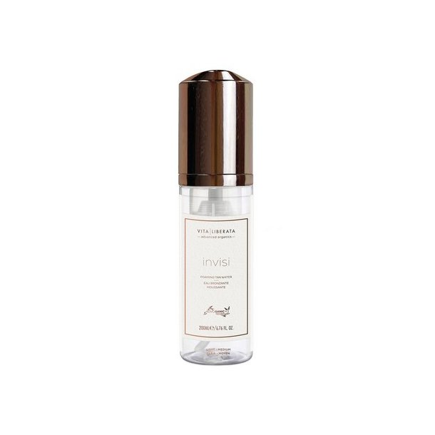 Vita Liberata Invisi Foaming Tan Water - Light/Medium